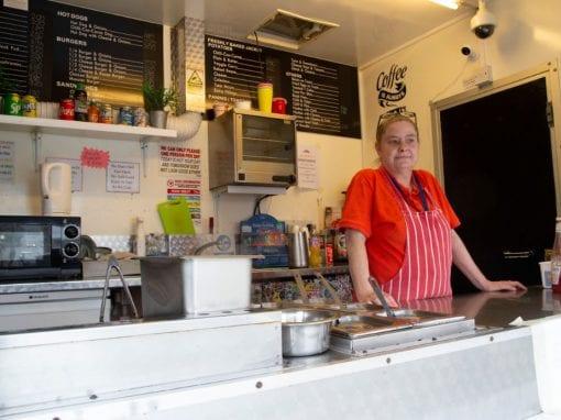 Accrington Pals Outdoor Café