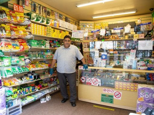 E A Electrical and Fancy Goods