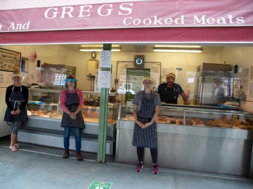 Gregs Bacon and Cooked Meats