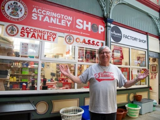 Official Accrington Stanley Supporters Club