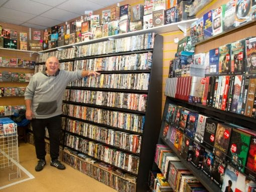 Rileys DVDS