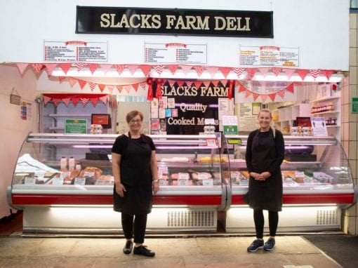 Slacks Farm Deli
