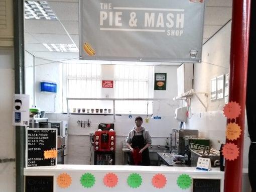 The Pie & Mash Shop