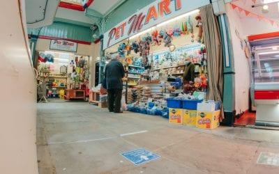 Shop in Accrington
