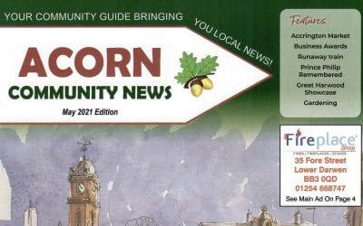 Acorn Community News Feature Accrington Market