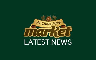 Latest news from Accrington Market