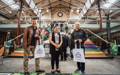 Bank Holiday evening shopping event a success